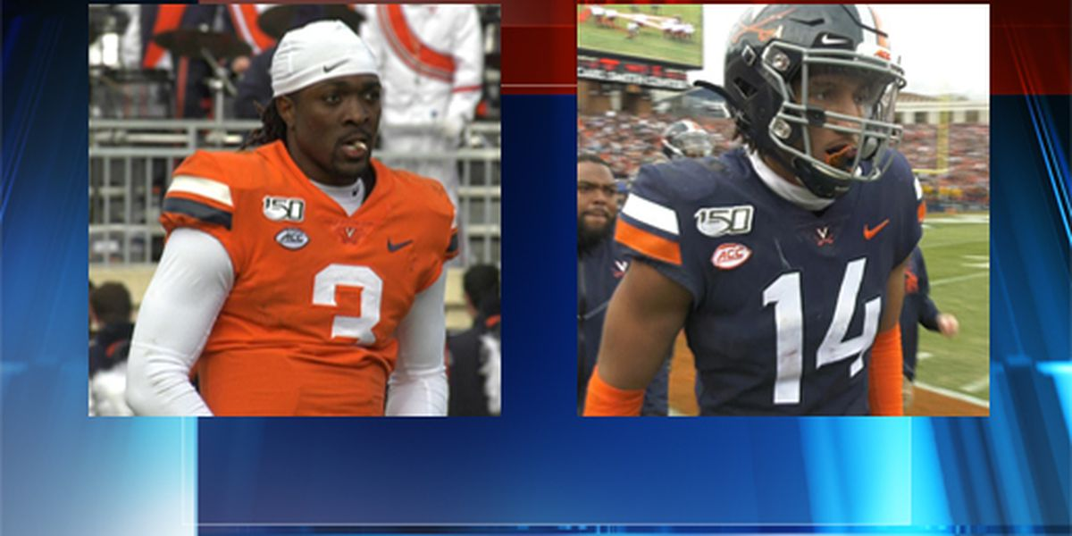 UVa's Bryce Perkins & Noah Taylor Earn ACC Player of the Week Honors
