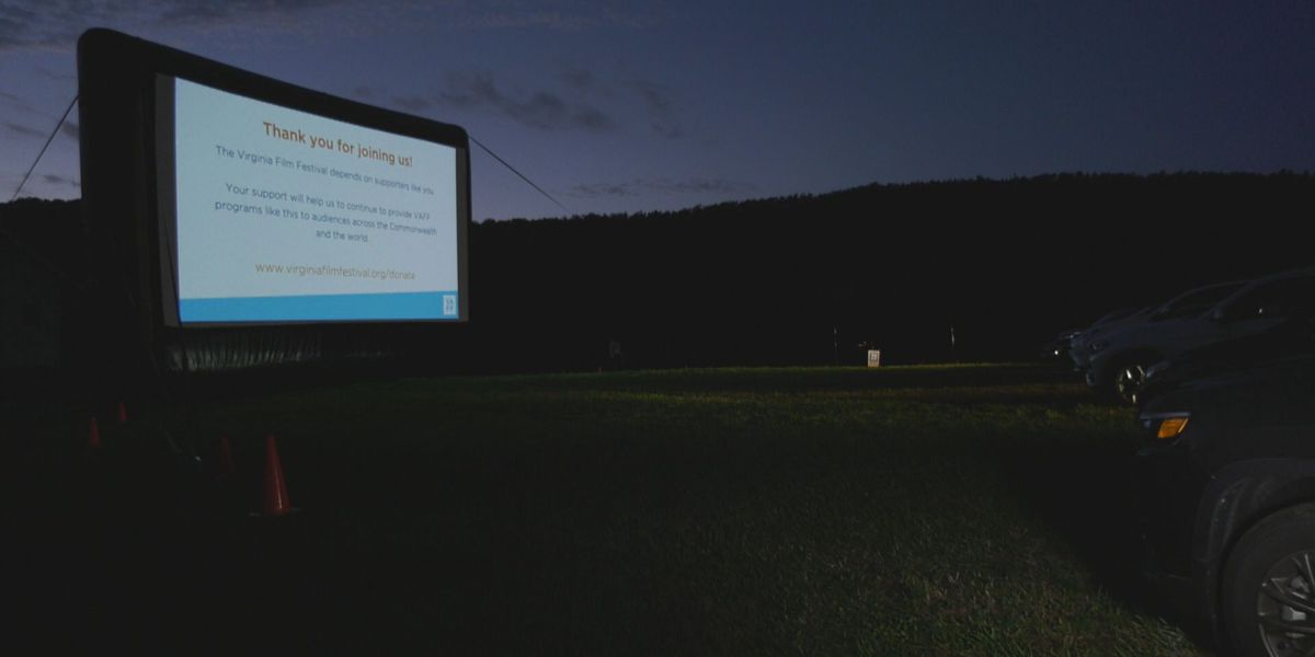 Virtual and Drive-In Virginia Film Festival a success