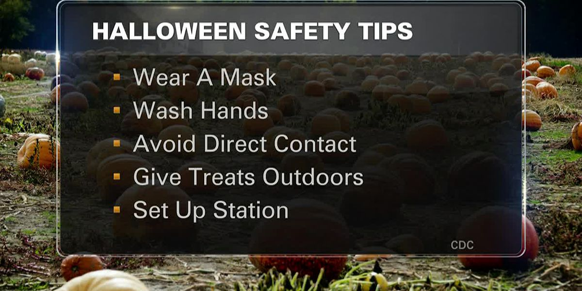 How to make Halloween as safe as possible for you and trick-or-treaters