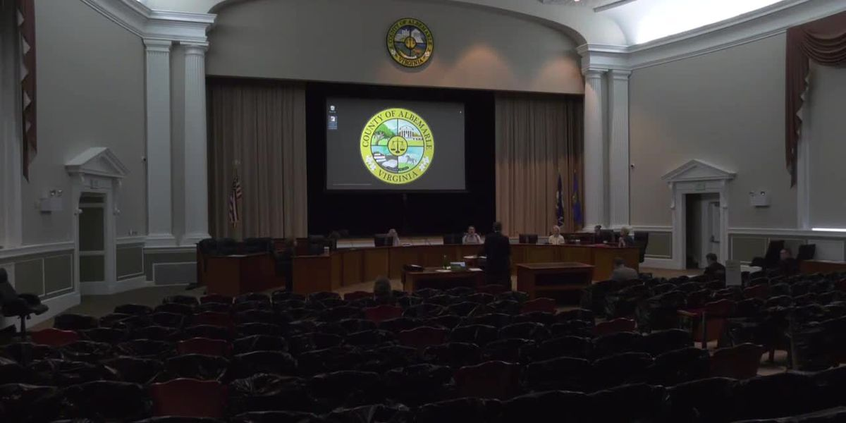 Albemarle Co. passes emergency ordinance due to COVID-19 concerns