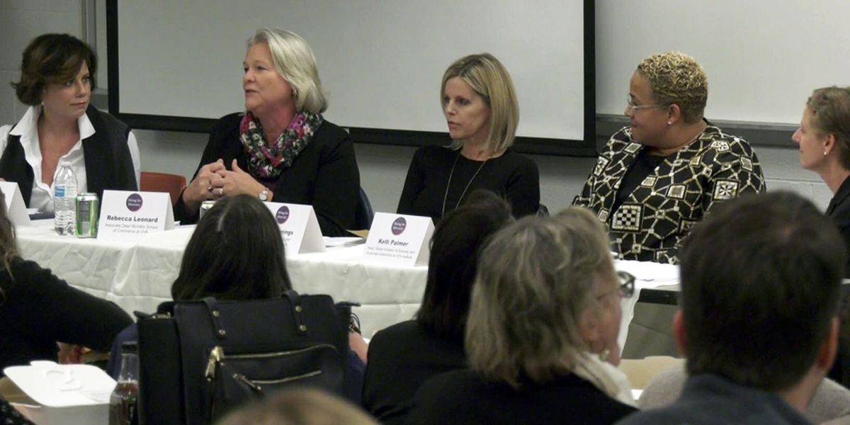 Charlottesville Women in Technology host luncheon at PVCC