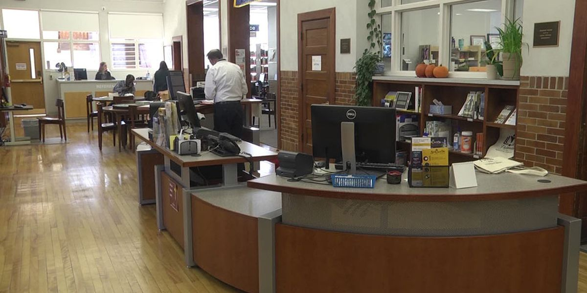 Libraries waiving late fees in exchange for food donations