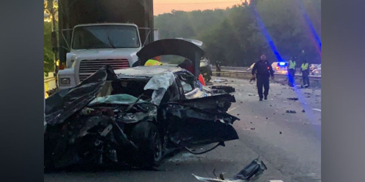 Police identify additional victims in deadly multi-vehicle crash on I-95