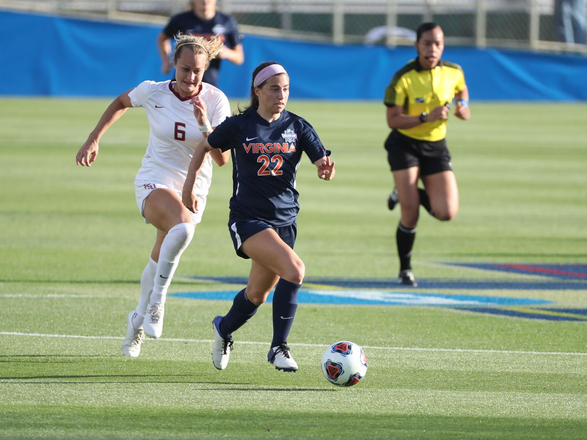 NCAA Tournament ends for UVA women's soccer with penalty kick shootout in College Cup