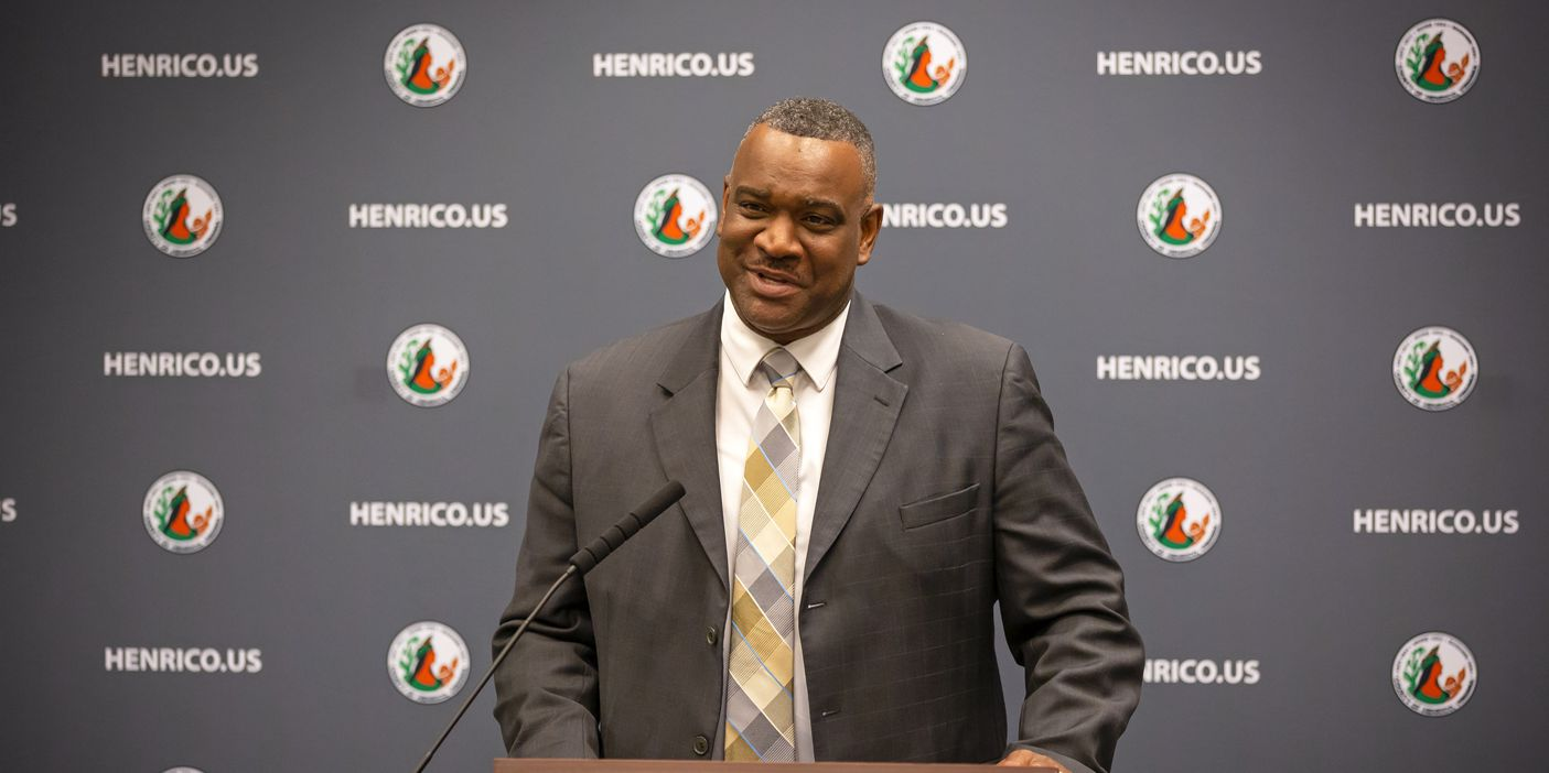 'We need to gain trust': New Henrico Co. Chief of Police focused on moving division forward