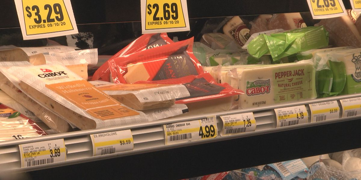 Grocery prices jump since start of pandemic, stores blame supply chain woes
