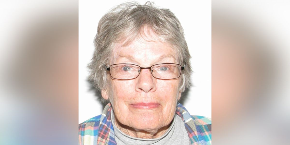 Senior Alert issued for missing woman with cognitive impairment