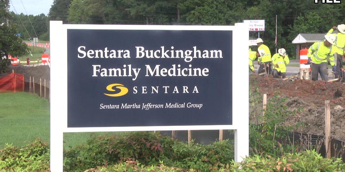 Buckingham County taking ownership of former Sentara health clinic