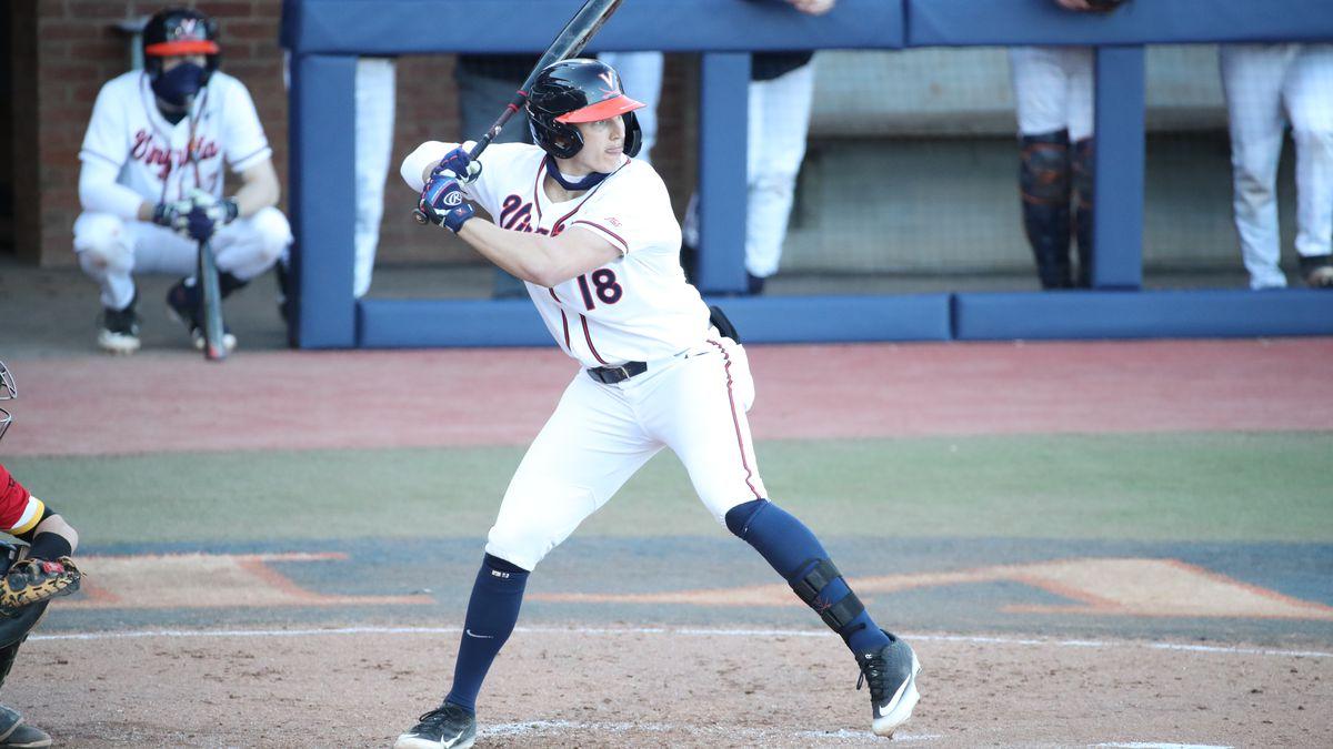 No. 2 UVA baseball crushes VMI 14-5