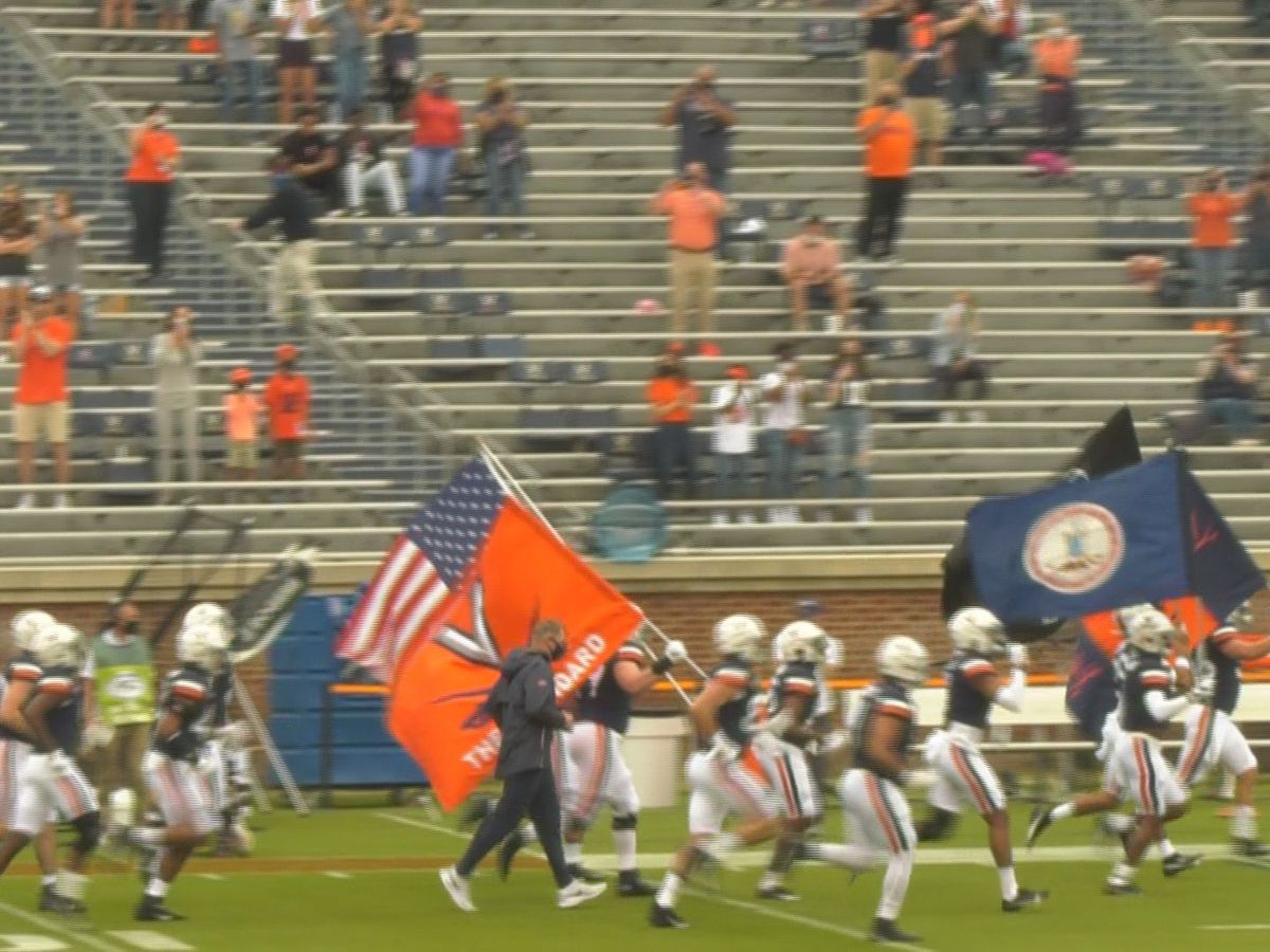 UVA Football forces seven turnovers; Beats Duke 38-20 in season opener