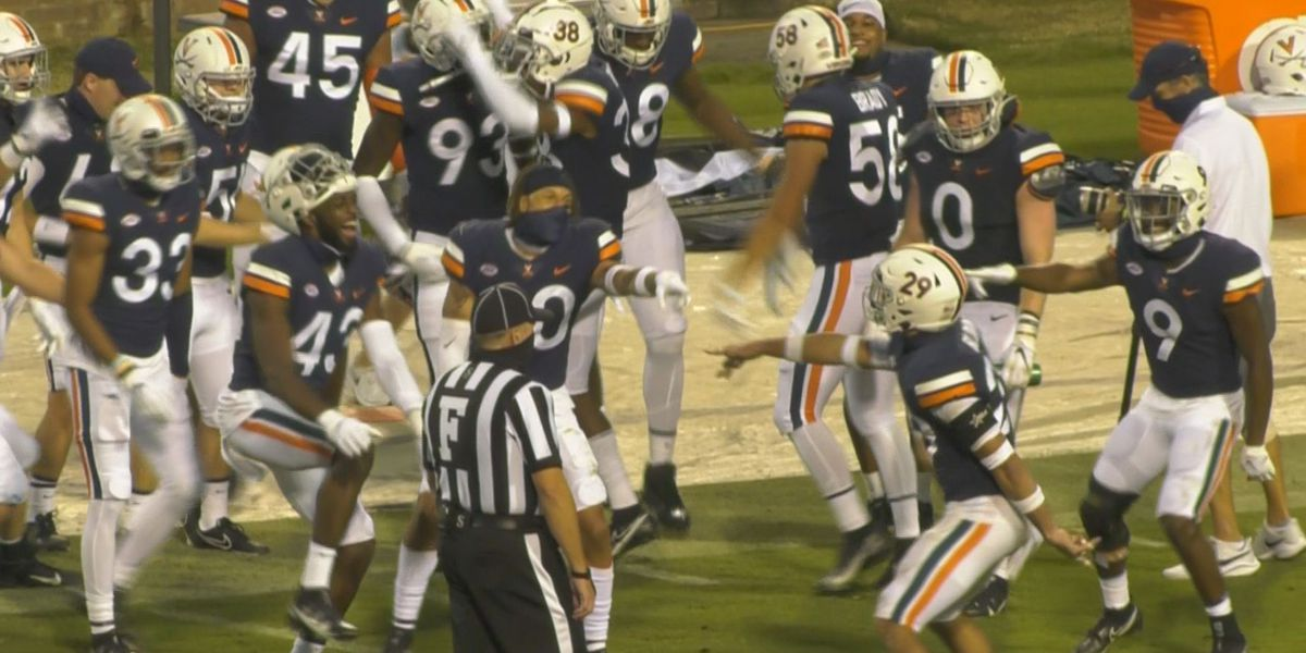 No Stormin' Scott; UVA adjusting to minimal fans at home games