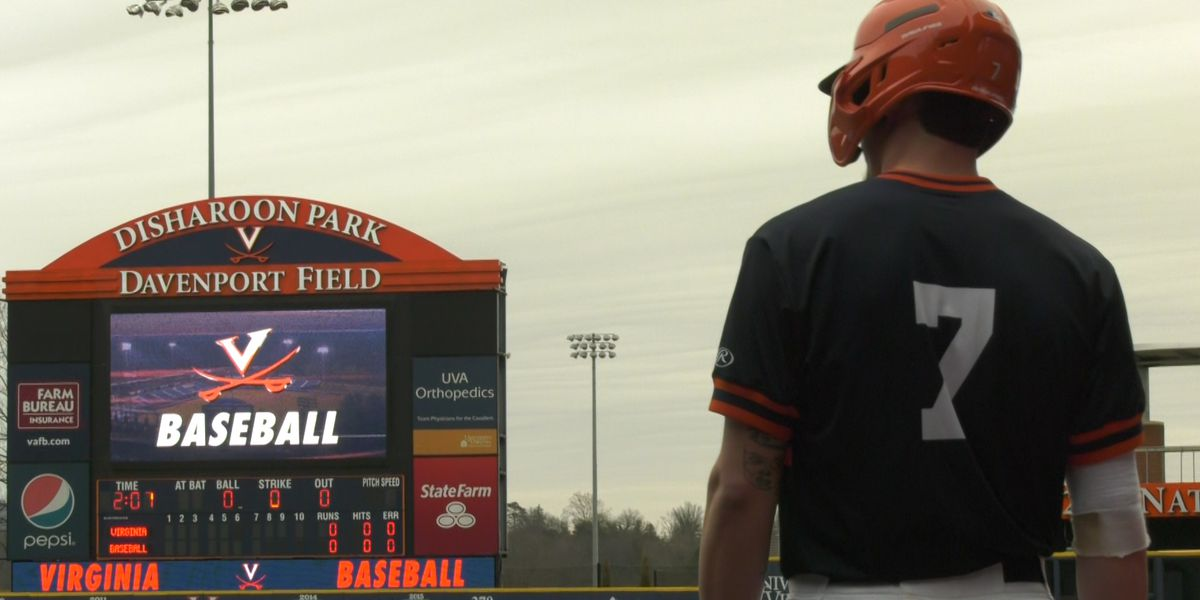 UVa Baseball beats Bucknell 6-5 in series opener