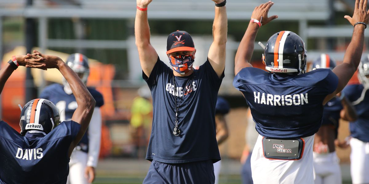 UVA and BC football both excelling at COVID-19 protocols