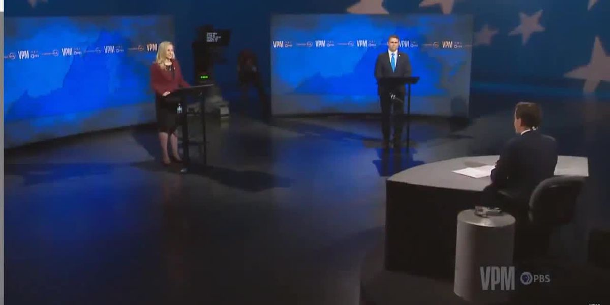 7th District debate pits Spanberger vs. Freitas two weeks before Election Day