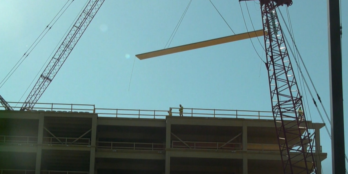 Charlottesville's Apex Plaza Building making history in Virginia