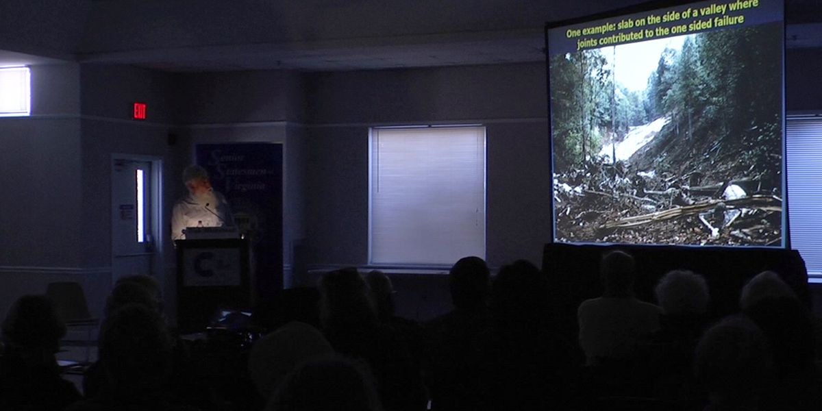 """""""During and after Hurricane Camille"""" event hosted at The Center in Albemarle County"""