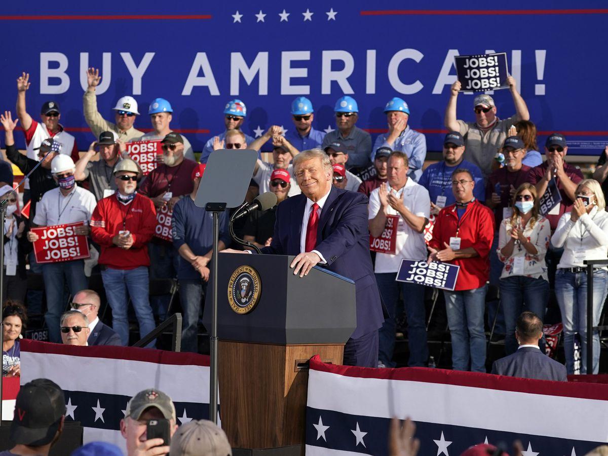 Health officials seek to block Trump rally in Virginia