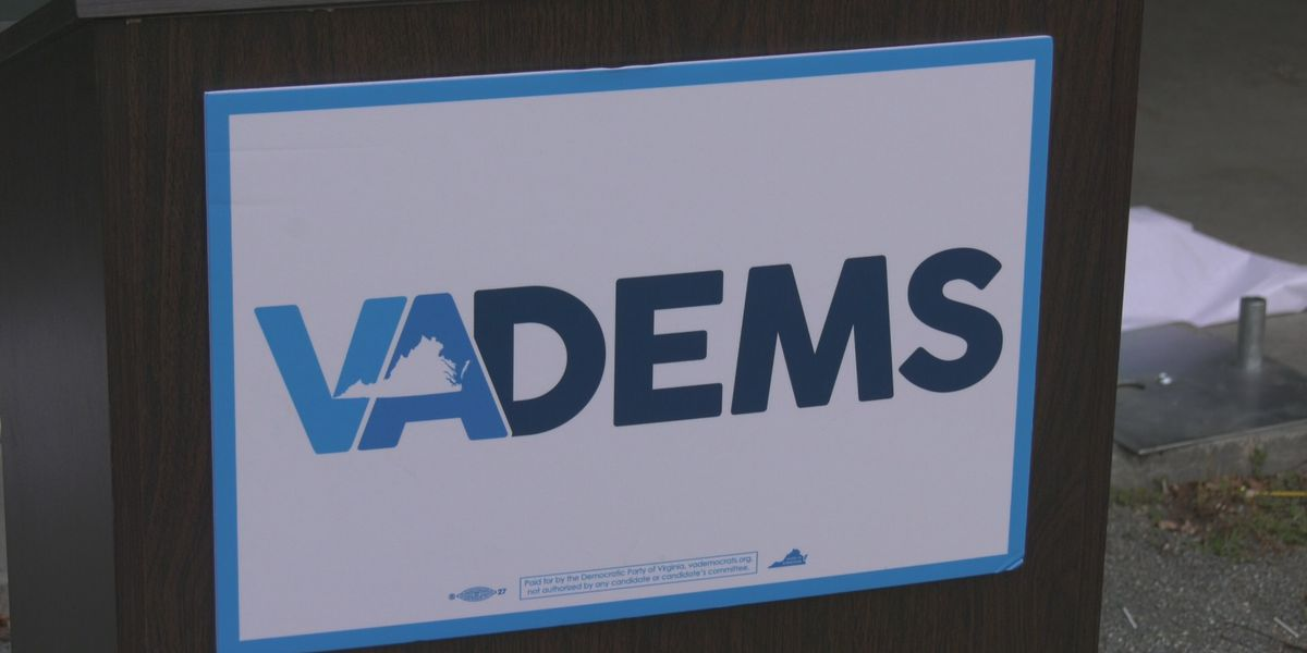 Democratic Party of Virginia makes stop in Charlottesville
