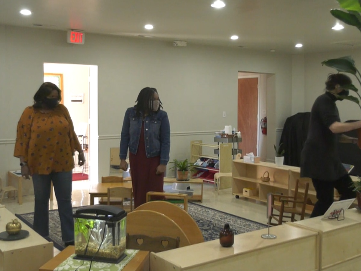 Pilgrim Baptist Church offering free toddler stay-and-play program