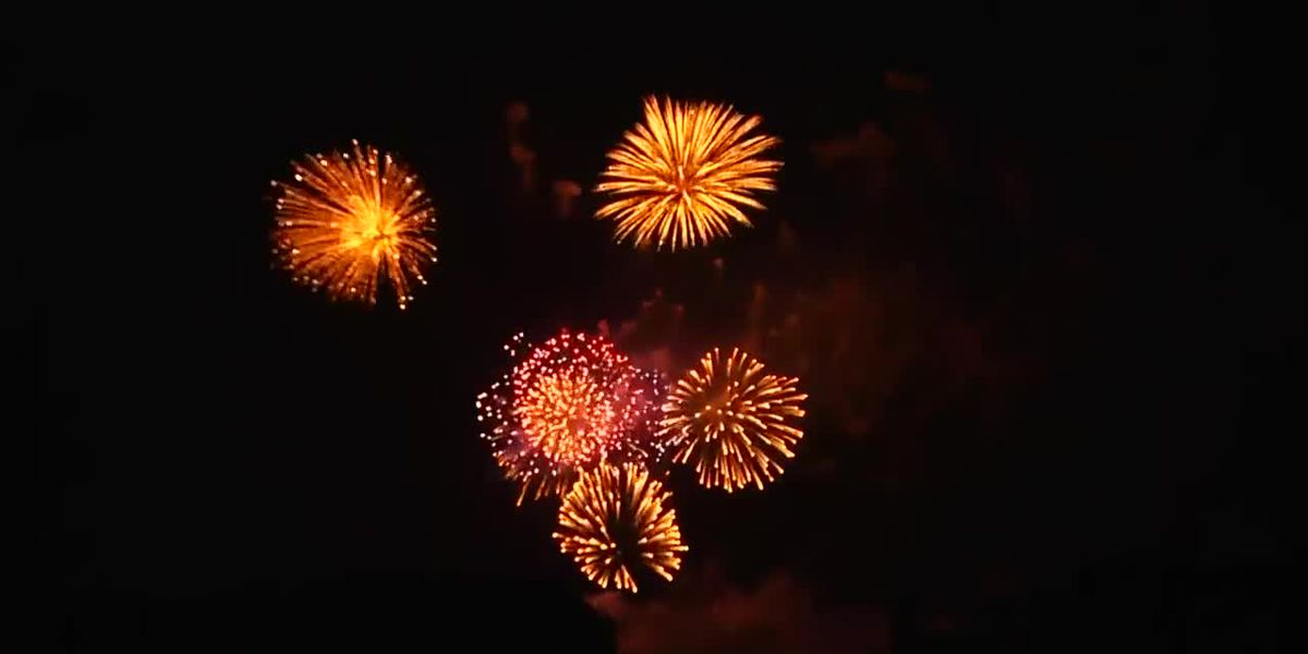 Harrisonburg Fire Department saw an average number of firework-related calls this 4th of July