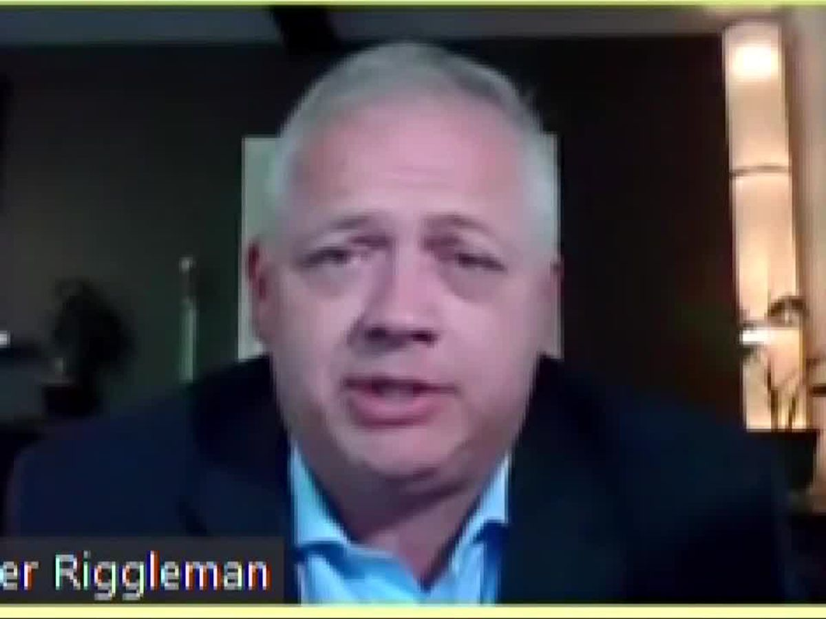 Denver Riggleman defends controversial GOP Rep. Liz Cheney