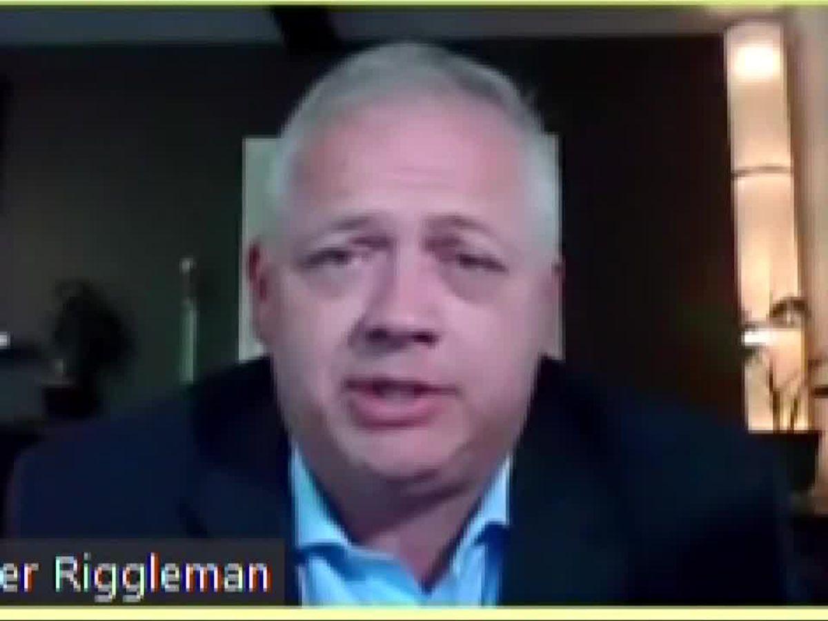 Denver Riggleman defends controversial GOP Rep. Liz Cheney