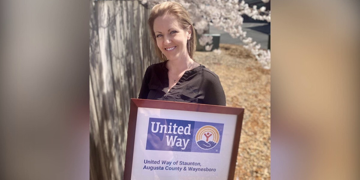 United Way in the Shenandoah Valley has a new name & new president
