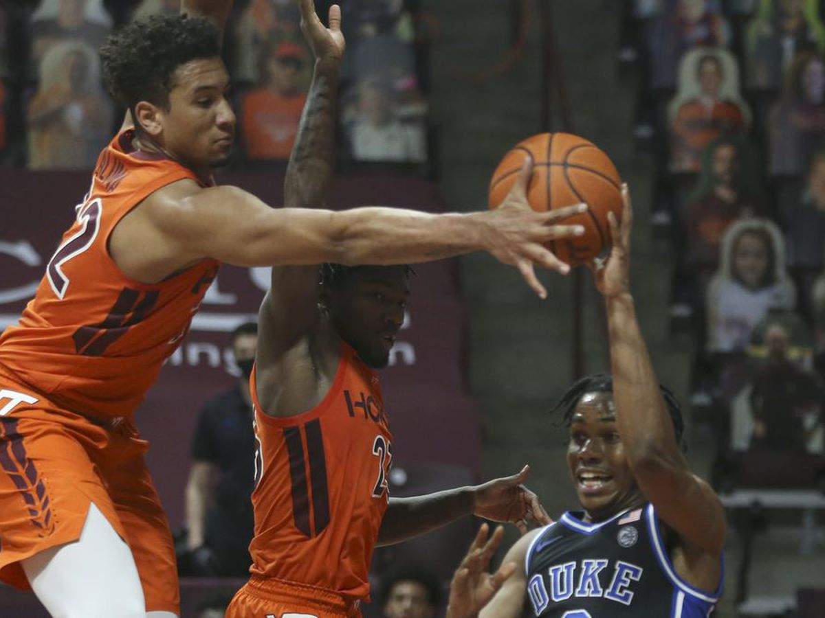 ACC postpones Virginia Tech, Boston College basketball game due to positive COVID test