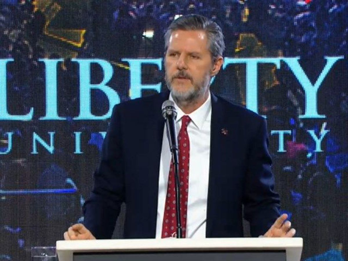 Liberty pays Falwell 2 years' salary as severance following Aug. resignation