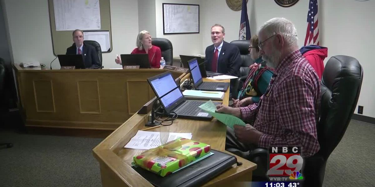 Greene County Board of Supervisors vote 4-1 to become a Second Amendment sanctuary