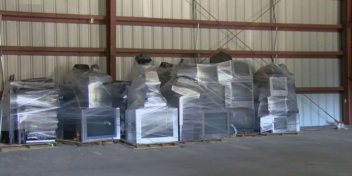 Register for free disposal of electronic waste at Ivy Material Utilization Center