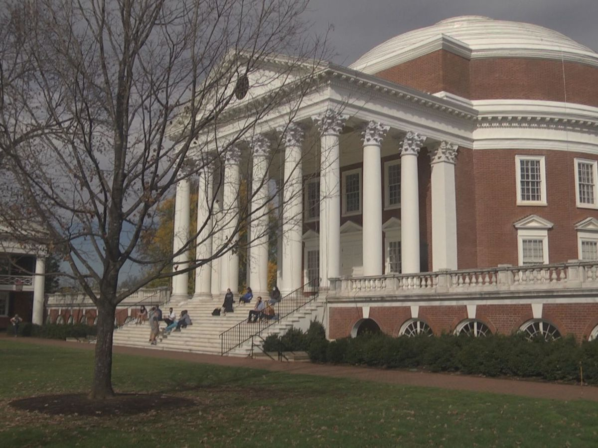 UVA requiring COVID-19 testing over break for area students
