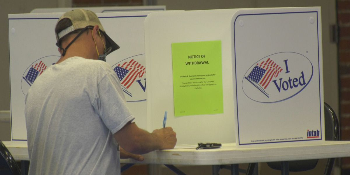 Charlottesville voter turnout low, provisional ballots yet to be counted