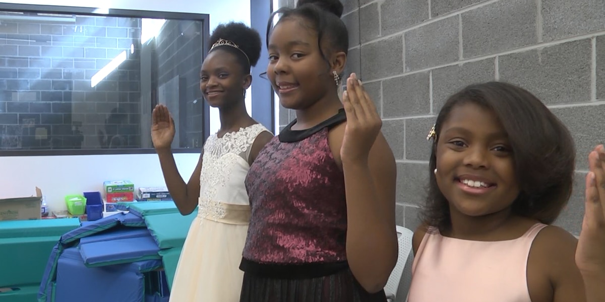 Young girls around Charlottesville gear up to strut down the runway