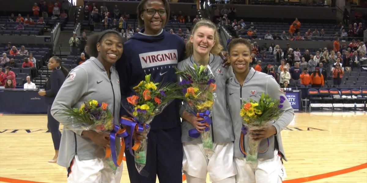 The 'Hoos fall to No. 8 NC State on senior day