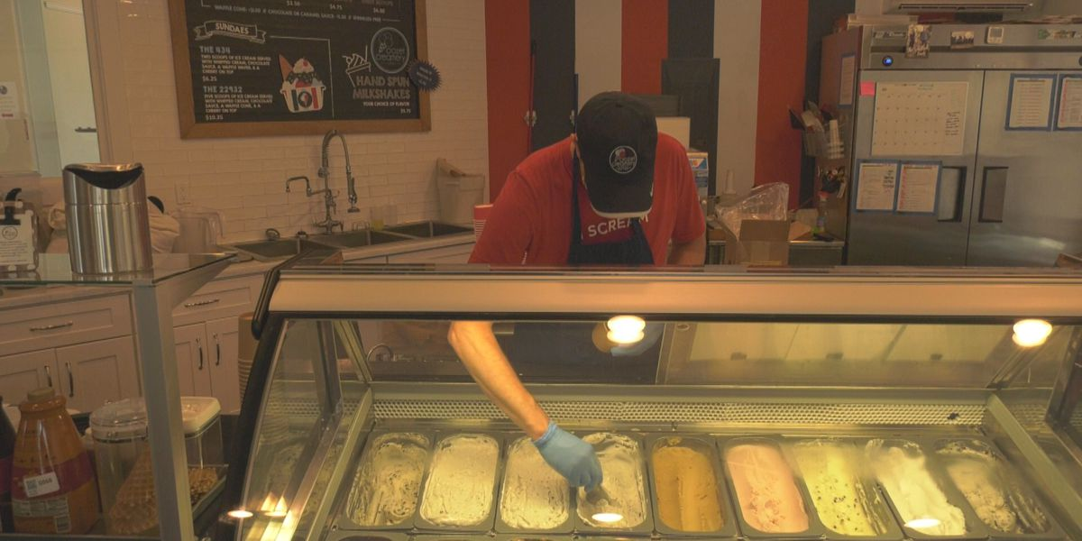 Crozet Creamery has increase in demand following reopening
