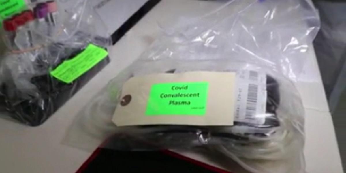 UVA health trial testing convalescent plasma as potential COVID-19 treatment