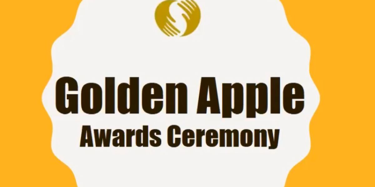 Albemarle, Charlottesville communities honor 44 teachers for their classroom excellence in 19th Annual Golden Apple Award celebration