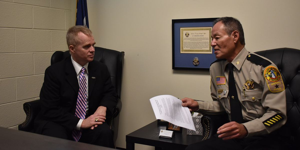Louisa Co. sheriff, commonwealth's attorney announce actions against COVID-19