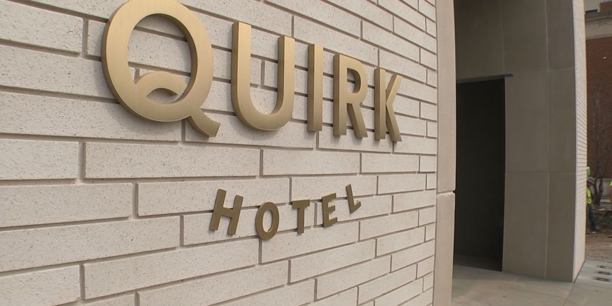 Quirk Hotel opens in Charlottesville