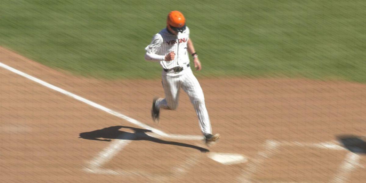 UVA Baseball scores late to beat George Washington 7-2