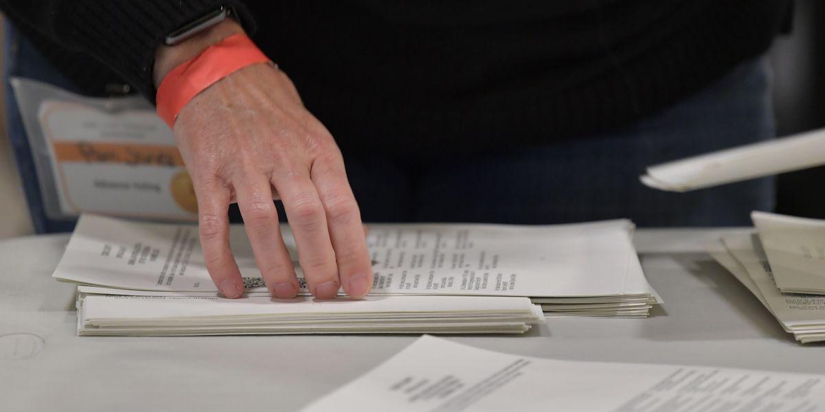 Trump team requests recount of Georgia presidential vote