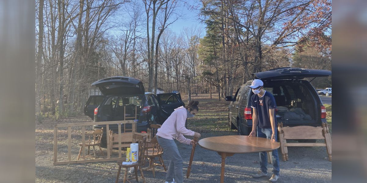 UVA volunteer group searching to rehome old furniture to those in need