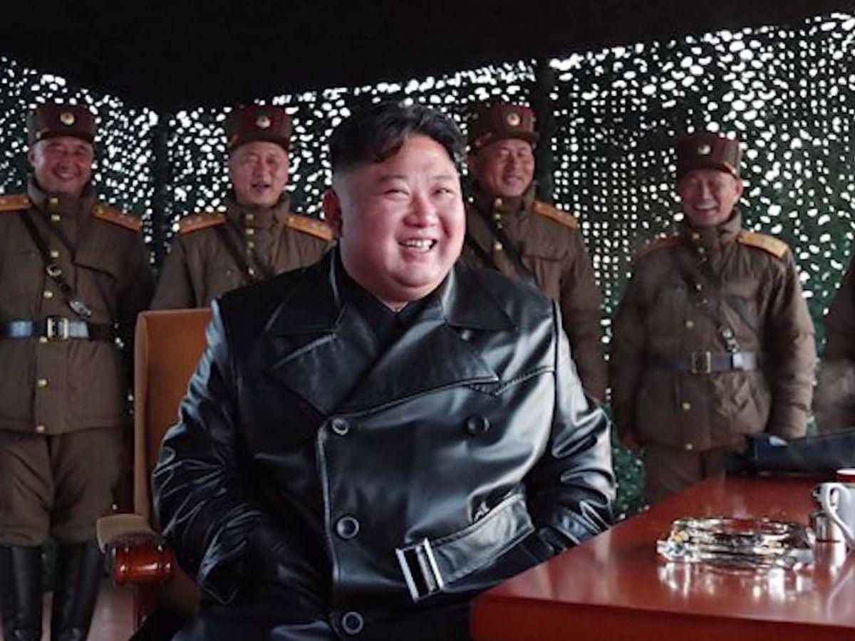 North Korea test fires missiles amid worries about coronavirus