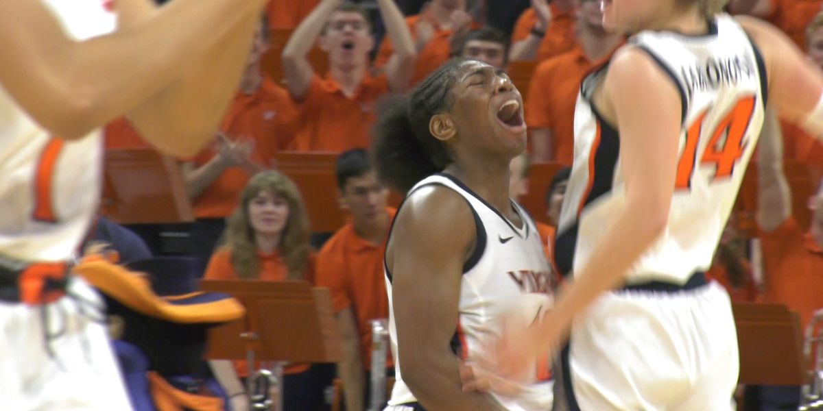 Virginia women's basketball downs in state rivalry JMU 55-49