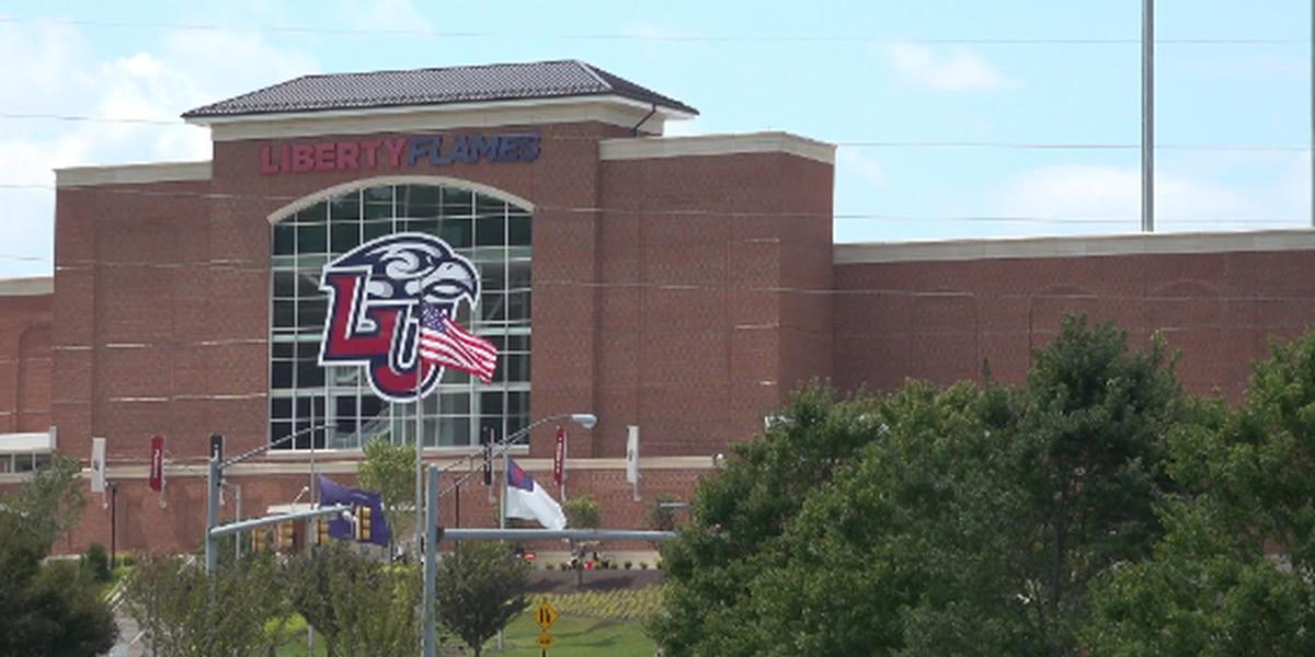 Liberty University football pauses all team activities