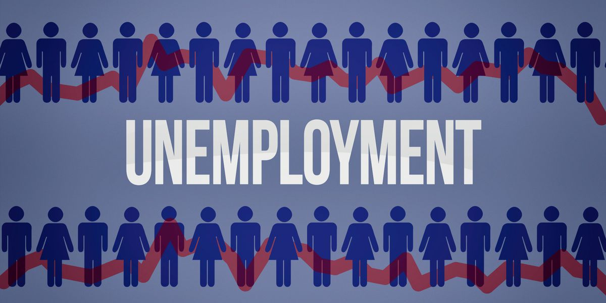 Initial unemployment claims in South Dakota are down