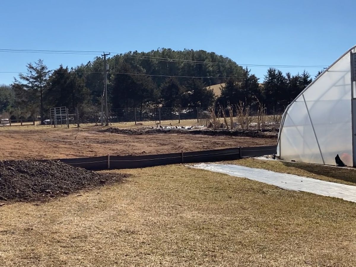 Project Grows barn construction kicks off