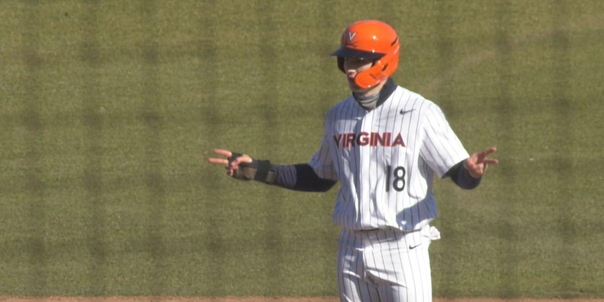 No. 14 UVA baseball falls 10-9 in Game Two against UConn
