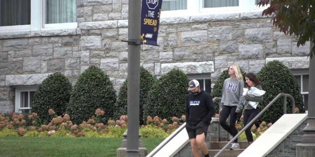 JMU students begin job search struggle